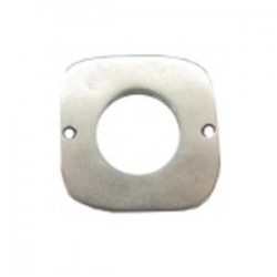 Anneau carré métal 35mm