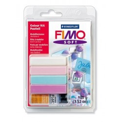 Soft colour kit +lak pastel