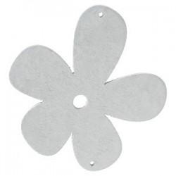 Orchidée bois Gris 56mm