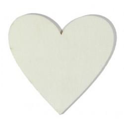 coeur en bois +-60mm
