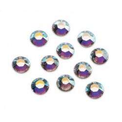 Strass Swarovski hotfix Crystal AB SS12(3.2mm )/30pces