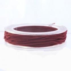 Corde élastique Brun 0,5MM / 5 M