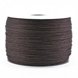 Coton brun 0.8 mm / 1M