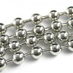 Chaîne métal robinet 6.4mm / 10 cm