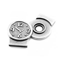 Fermoir magnétique montre métal 30xtr2.2x20mm