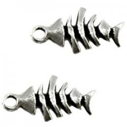 Poisson métal 20x10mm
