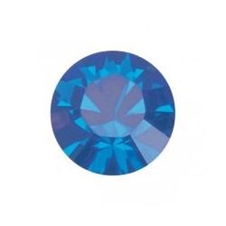 Pierre strass pointu Swarovski Bleu Capri (SS39 8 mm)