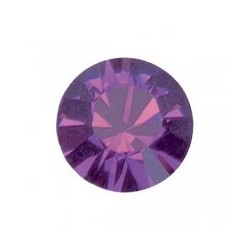 Pierre strass pointu Swarovski Amethyst (SS39 8 mm)
