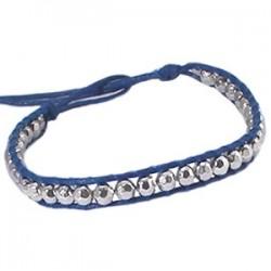 Bracelet Wrap style Chan Luu Bleu