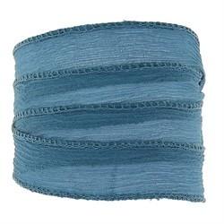 Ruban Soie Bleu 85cm