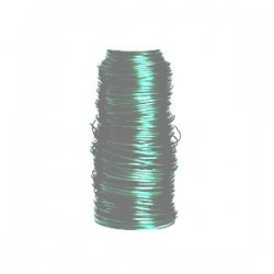Bobine métalique vert turquoise 0.50mm