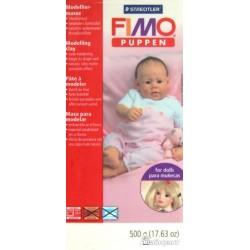 Fimo pour poupées naturel