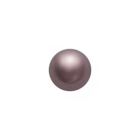 Perle Fine Swarovski Burgundy 4 mm