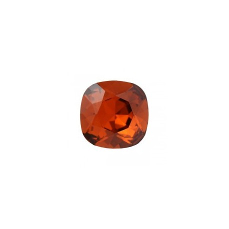 Swarovski Cabochon 4470 Carré Indian Red 12mm