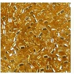 Délica Silverlined Gold 11/0 N°DB0042L /50gr *