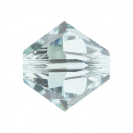 Toupie Swarovski Light Azore 4mm