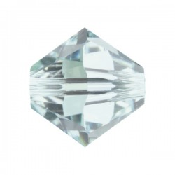 Toupie Swarovski Light Azore 6mm