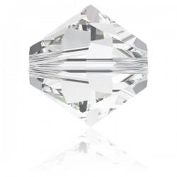 Toupie swarovski crystal 4mm