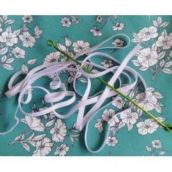 Masque Coton OEKO-TEX® Vert Fleuri