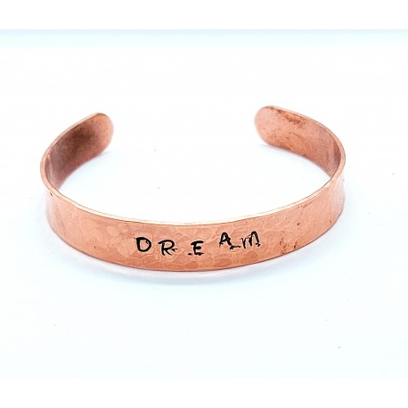 Bracelet Rose Gold Brossé DREAM by Nomade™