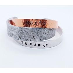 Bracelet Rose Gold Brossé DREAM by Nomade™