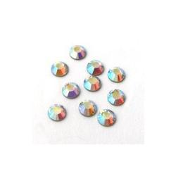 strass swarovsky cristal ab 4mm / 10p