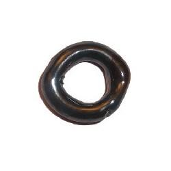 Cercle 26mm vert foncé